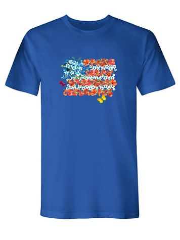 Flag Graphic Tee - Image 2 of 2