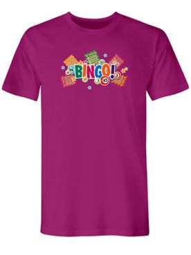 Bingo Graphic Tee