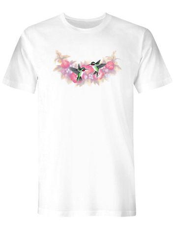 Hummingbird Graphic Tee - Image 1 of 1