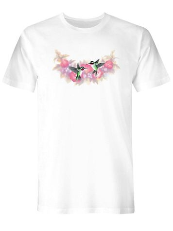 Hummingbird Graphic Tee - Image 2 of 2