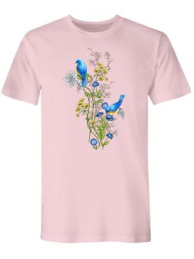 Bluebird Graphic Tee