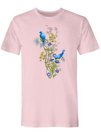 Bluebird Graphic Tee - Image 2 of 2