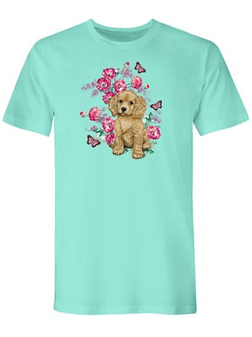 Floral Graphic Tee - Image 1 of 1
