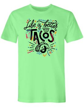 Tacos Graphic Tee