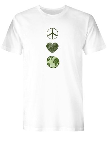 Earth Graphic Tee - Image 2 of 2