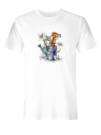 Daisies Graphic Tee - Image 2 of 2