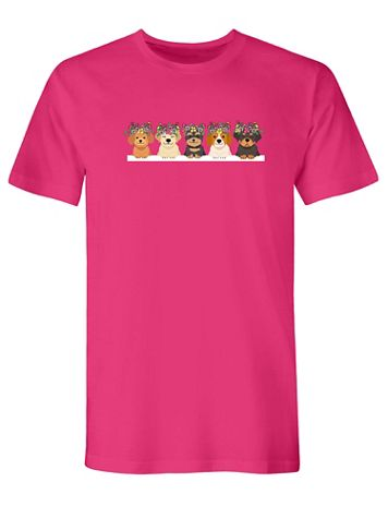 Puppies Graphic Tee - Image 2 of 2