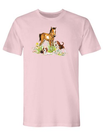 Foal Graphic Tee - Image 1 of 1