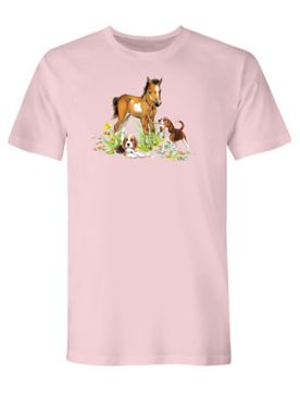 Foal Graphic Tee