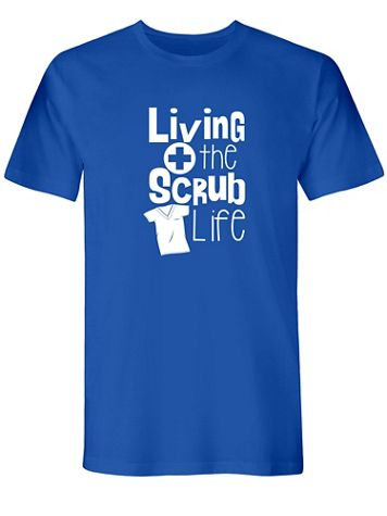 Scrubs Graphic Tee - Image 2 of 2
