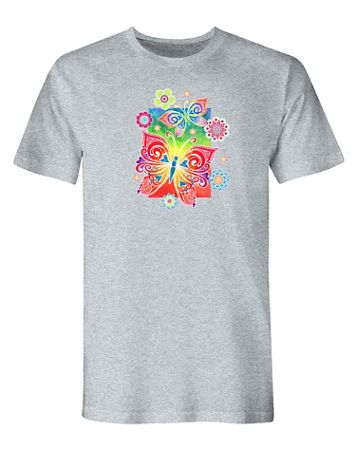 Butterfly Graphic Tee - Image 1 of 1