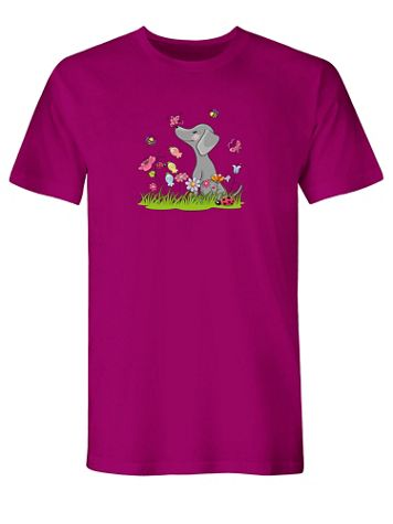 Puppy Graphic Tee - Image 2 of 2