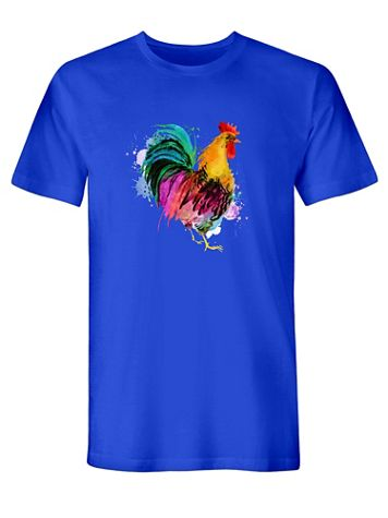 Rooster Graphic Tee - Image 2 of 2