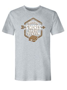 Smores Graphic Tee