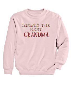 Grandma Graphic Sweatshirt