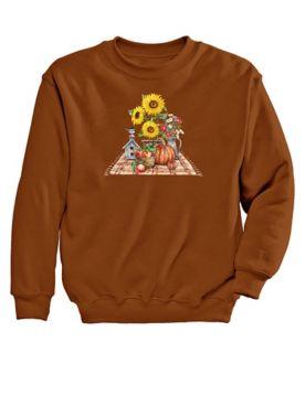 Autumn Graphic Sweatshirt