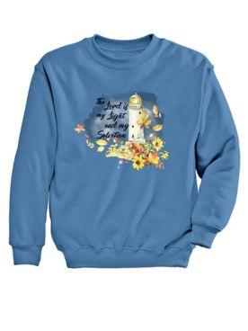 Lighthouse Graphic Sweatshirt