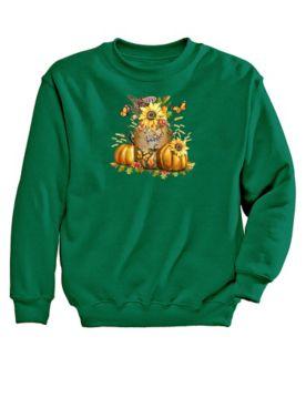 Crock Graphic Sweatshirt