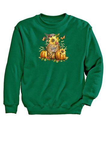 Crock Graphic Sweatshirt - Image 2 of 2