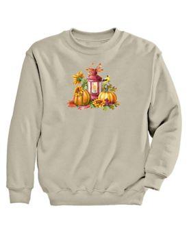 Lantern Graphic Sweatshirt