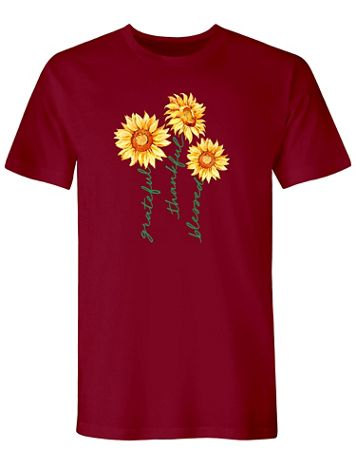 Sunflowers Graphic Tee - Image 2 of 2