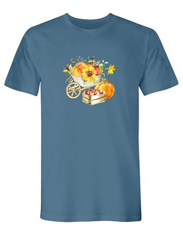 Market Graphic Tee - Image 2 of 2