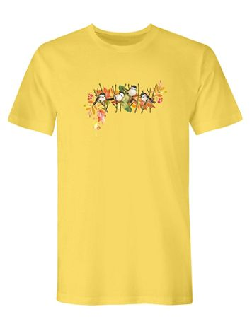 Leaf Graphic Tee - Image 2 of 2