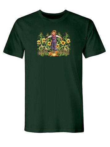 Scarecrow Graphic Tee - Image 2 of 2