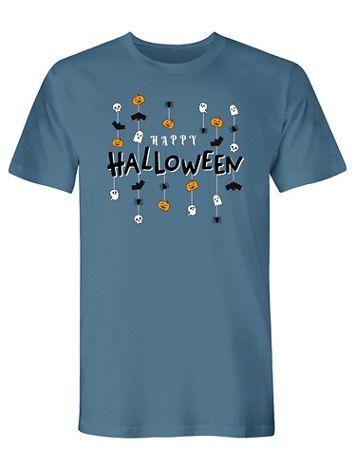 Halloween Graphic Tee - Image 2 of 2
