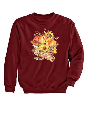 Harvest Graphic Sweatshirt - Image 1 of 3