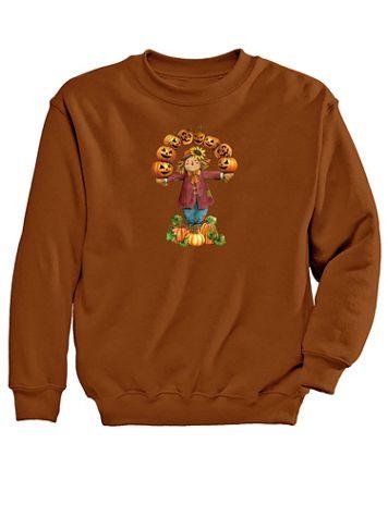 Scarecrow Graphic Sweatshirt - Image 2 of 2