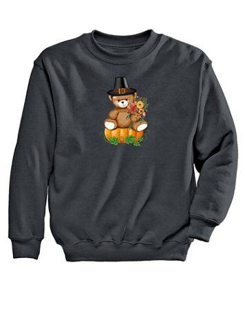 Teddy Graphic Sweatshirt - Image 2 of 2