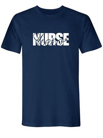 Nurse Graphic Tee - Image 1 of 3