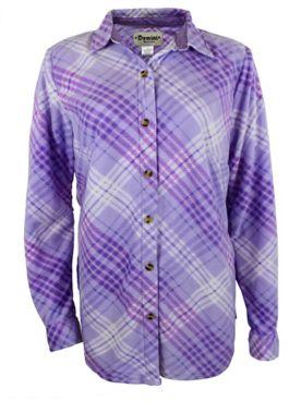 Fleece Button-Front Shirt