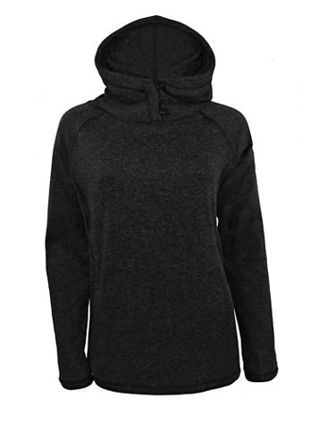 Henley Hoodie Pullover - Image 1 of 6