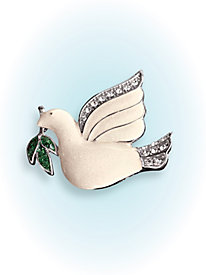 Dove of Peace Pin