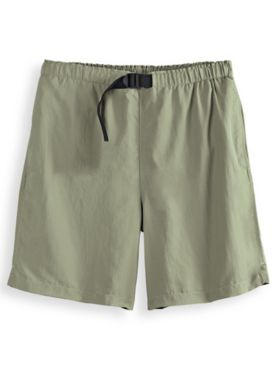 All-Terrain Belted Shorts