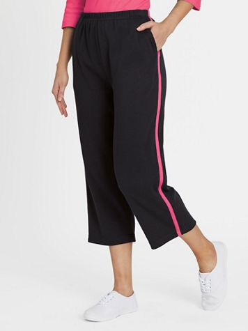 Fresh Knit Sport Capris - Image 1 of 9