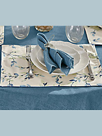 4-Pc. Napkin Set and 4-Pc. Placemat Sets by Blair