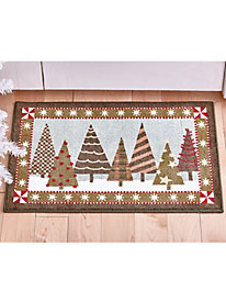 Holiday Entry Rug