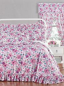 Plissé Bedspread by Blair