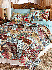 Printed Design Quilt Set
