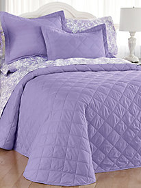 180-TC Fully Quilted Bedspread