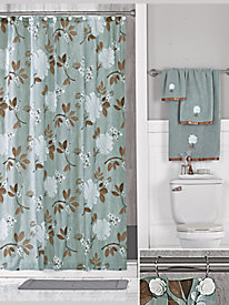 Spring Shower Curtain Set by Blair