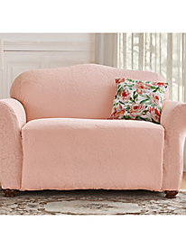 Stretch Floral Slipcover