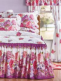 Ruffled Bedspread by Blair