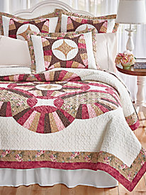 Lovely Lady Quilt and Coordinates