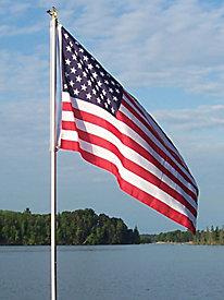 American Pride Flagpole Kit by Blair