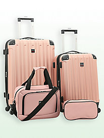 Midtown 4-Pc. Expandable Luggage Set by Blair