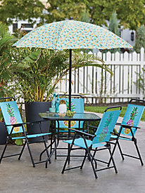 6-Pc. Outdoor Dining Set by Blair